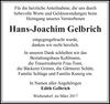 Hans-Joachim Gelbrich