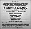 Susanne Odefey