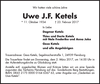 Uwe J. F. Ketels