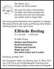 Elfriede Breitag