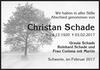 Christan Schade