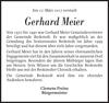 Gerhard Meier