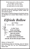 Elfriede Bollow