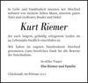 Kurt Riemer