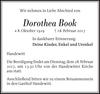 Dorothea Book