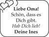 Oma Ines