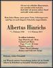 Albertus Hinrichs