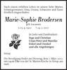Marie-Sophie Brodersen