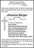 Johanna Berger