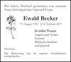 Ewald Becker
