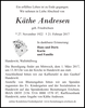 Käthe Andresen