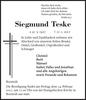 Siegmund Teske