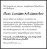 Hans-Joachim Schuhmacher