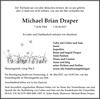 Michael Brian Draper