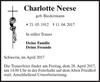 Charlotte Neese