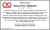 Klaus-Peter Hillmann
