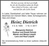 Heinz Dietrich