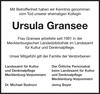 Ursula Gransee
