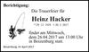 Heinz Hacker