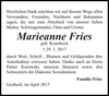Marieanne Fries