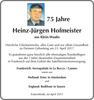 Heinz-Jürgen Hofmeister
