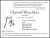 Christel Waschkau