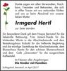 Irmgard Hertl
