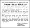 Irmin Anna Richter
